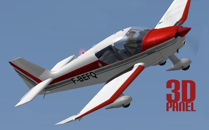 Aviões Experimentais Free para X-Plane 10 _show_800